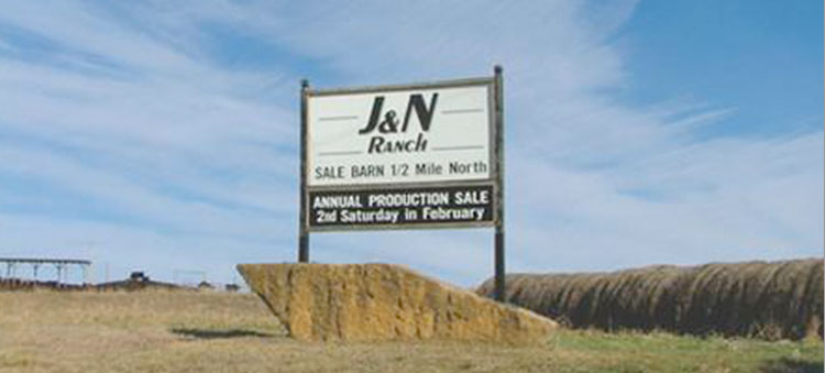 Contact Us at J&N Ranch